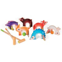 Janod - Forest Animals Croquet