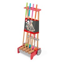 Janod - Family Croquet Trolley