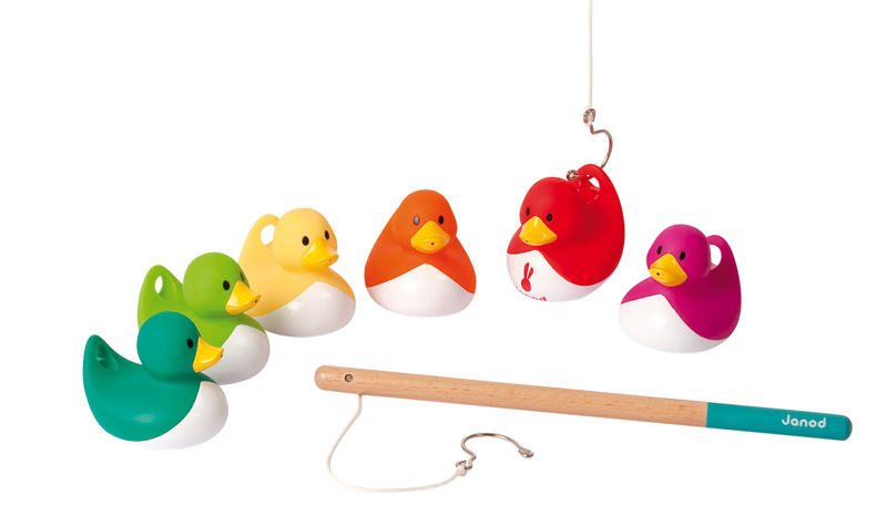 Janod - Ducky Fishing Game