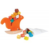 Janod - Nutty Balance - the Squirrel Balance Game