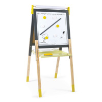 Janod - Height Adjustable Blackboard Grey